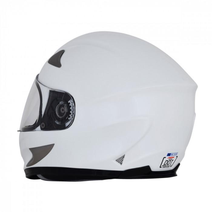 Casca Integrala AFX FX-90E culoare alba marime L Cod Produs: MX_NEW 010110315PE