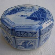 Bomboniera din portelan japonez, Decorative