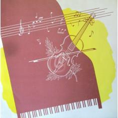 J. S. Bach - Concerto for two violins and orchestra. A. Vivaldi - Concerto grosso (Vinil)