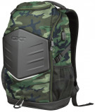 Rucsac laptop gaming Trust GXT 1255 Outlaw Camo, 15.6inch (Verde)