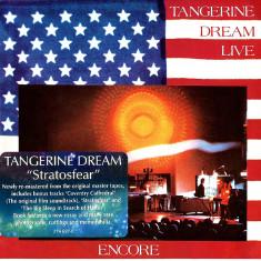 Tangerine Dream Encore new remastered 2019 (cd)