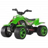ATV cu pedale Quad Green Pirate, Falk