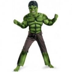 Costum hulk - marimea 128 cm