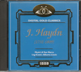 CD J. Haydn - Musici Di San Marco, Alberto Lizzio – J. Haydn (1732 - 1809)