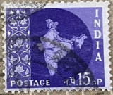 India Harta, Istorie, Stampilat