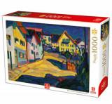 Cumpara ieftin Puzzle Wassily Kandinsky - Murnau Burggrabenstrasse, 1000 piese