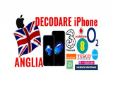 Decodare iPhone Anglia Uk EE Vodafone Three Orange O2