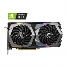 Placa video MSI nVidia GeForce RTX 2060 SUPER GAMING X 8GB GDDR6 256bit