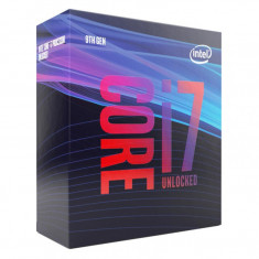 Procesor Intel Core I7 9700K, Coffee Lake, 8 Nuclee, 3.6 Ghz foto