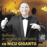 CD Nicu Gigantu – Romanțe Și Cântece De Petrecere, original