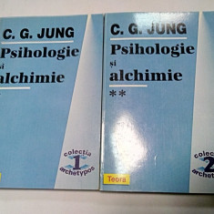 PSIHOLOGIE SI ALCHIMIE - C.G.JUNG