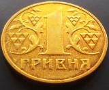 Moneda 1 GRIVNA - UCRAINA, anul  2003  *cod 1919  A.UNC