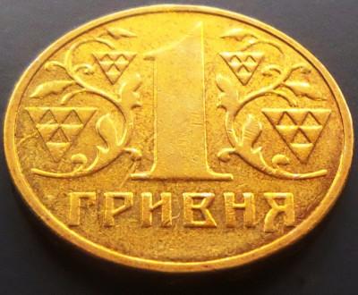 Moneda 1 GRIVNA - UCRAINA, anul  2003  *cod 1919  A.UNC foto