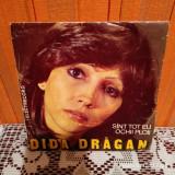 "-Y- Dida Drăgan – Sînt Tot Eu / Ochii Ploii   VINIL 7 """