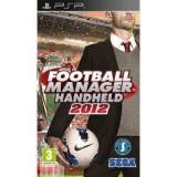 Football Manager 2012 PSP