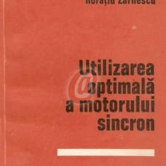 Utilizarea optimala a motorului sincron