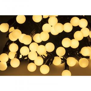 Sir iluminat festiv LED, 10 m, 100 x LED