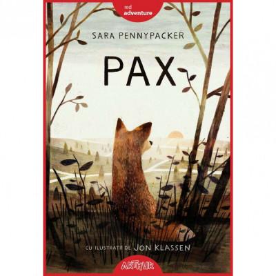 Pax, Sara Pennypacker foto