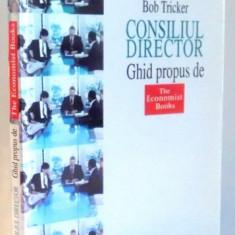 CONSILIUL DIRECTOR de BOB TRICKER , 2000