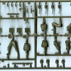 + Set 3 figurine 1/35 Tamiya - U.S. mortar team +