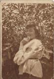 Fotografie tanara frumoasa cu ie 1919