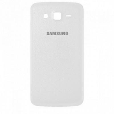 Capac baterie Samsung G7105 Galaxy Grand 2 Orig Alb Swap A foto