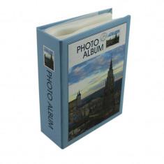 Album foto Tower Europe, 100 fotografii 10x15 cm, 50 file albe