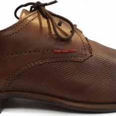 Pantofi barbati din piele s.Oliver 5-5-13211-20 350 whiskey