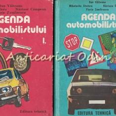 Agenda Automobilistului I, II - Nicolae Voicu