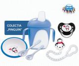 Colectia Pinguin Bleu