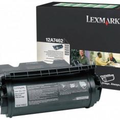Toner Lexmark 12A7462 Black Return