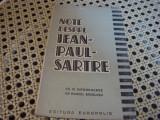 Note despre Jean Paul Sartre - 1947, Alta editura