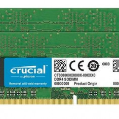 Memorie Laptop Crucial CT2K16G4SFD824A DDR4, 2x16GB, 2400MHz, CL17
