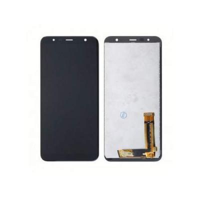 Display Samsung Galaxy J6 Plus J610 2018 Original Negru foto