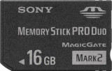 Card Memorie- Pro Duo -Memory Stick Produo-16gb-PSP-Camere video