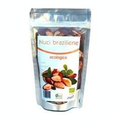 Nuci Braziliene Crude Bio Obio 250gr Cod: 6426333000120