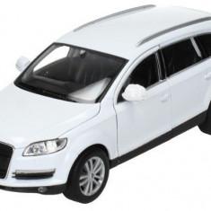 Masina Rastar, Audi Q7 1:14 RTR cu Telecomanda - Alb