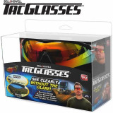 Ochelari de soare TacGlasses polarizati pentru sport, BELL+HOWELL