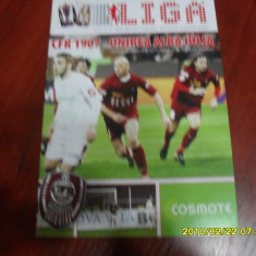 program        CFR  Cluj   -  Unirea  Alba  I.