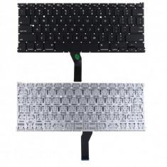 Tastatura Apple Macbook Air A1466 2011 2012 2013 2014 2015 mc965 mc966 neagra layout US
