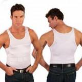 Maieu de slabit modelator Slim Lift pentru barbati masura M