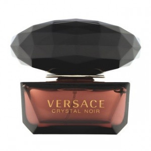 Versace Crystal Noir eau de Toilette pentru femei 50 ml