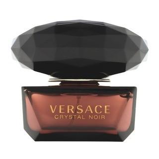 Versace Crystal Noir eau de Toilette pentru femei 50 ml foto
