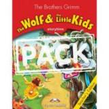 The wolf and the little kids Manualul Profesorului cu App - Jenny Dooley