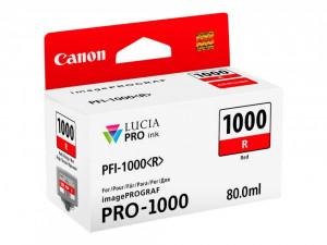 Canon PFI1000R (Red) - cerneala pentru PRO-1000 ImagePrograf