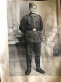 Fotografie veche soldat german ww2,trupele wermacht