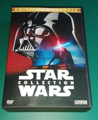 Star Wars - Colectie Completa 11 DVD Dublate si subtitrate in limba romana foto