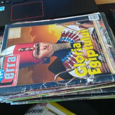 Lot reviste Terra Magazin (25 nr) + VCD-uri aferente (26)