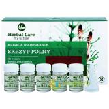 Herbal Care Tratament Fiole Cu Extract De Coada-Calului Pentru Par Foarte Deteriorat 5 x 5ml, Farmona