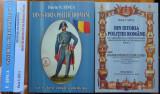 Florin Sinca , Din istoria politiei romane , 2 volume cu autograf , 2006 - 2007